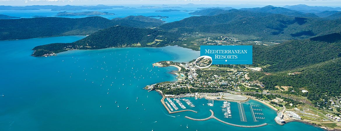 Med Resorts Airlie Beach